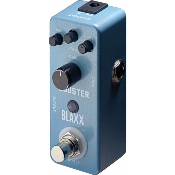 Stagg Blaxx BX-BOOST Booster Effect Pedaal ***Topprijs!***