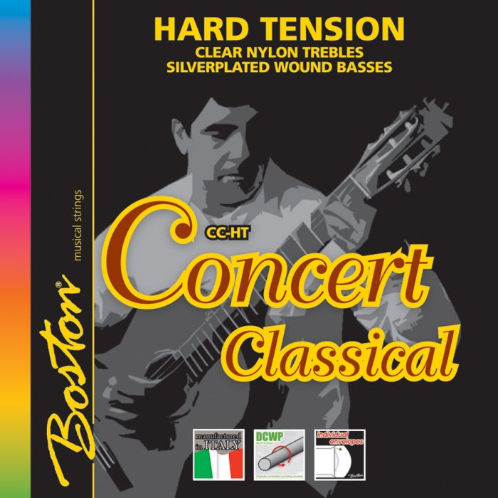 Boston CC-HT  Hard Tension / Concert Classical