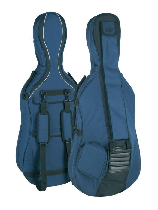 BOSTON CT-234 Cello Tas voor 3/4 cello 23mm voering