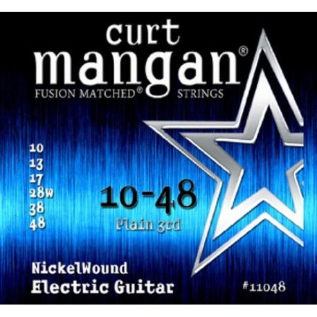 Curt Mangan #11048 Nickelwound