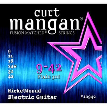 Curt Mangan #10942 Nickelwound