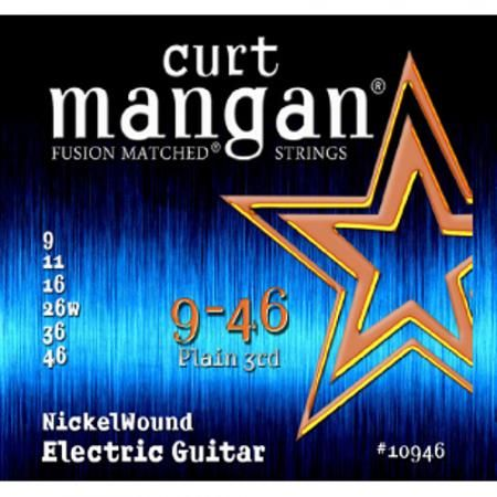 Curt Mangan #10946 Nickelwound