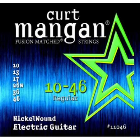 Curt Mangan #11046 Nickelwound