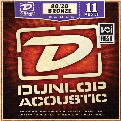 Dunlop Acoustic DAB1152 Medium Light