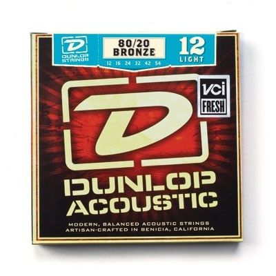 Dunlop Acoustic DAB1254 Light