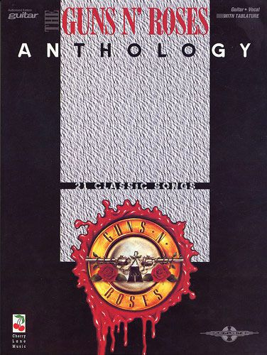 Guns N' Roses Anthology Songbook voor gitaar