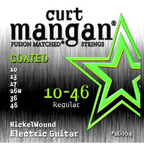 Curt Mangan #16004 Coated Nickel