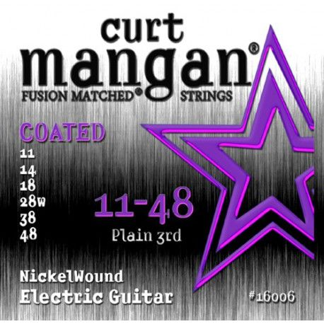 Curt Mangan #16006 Coated Nickel