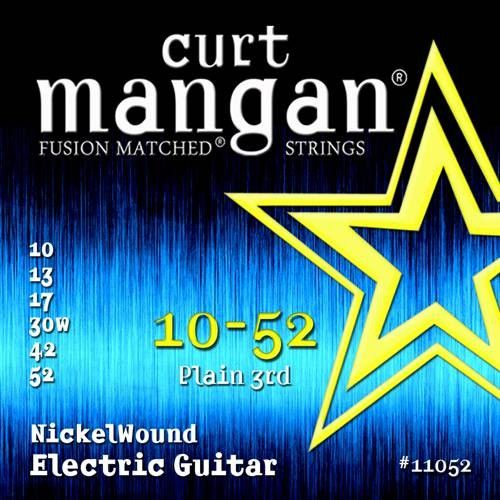 Curt Mangan #11052 Nickelwound