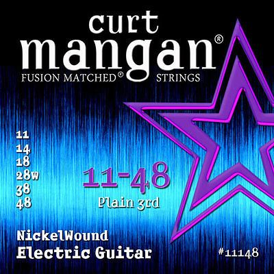 Curt Mangan #11148 Nickelwound
