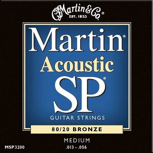 MARTIN MSP-3200  Bronze Finish/Medium .013/.056
