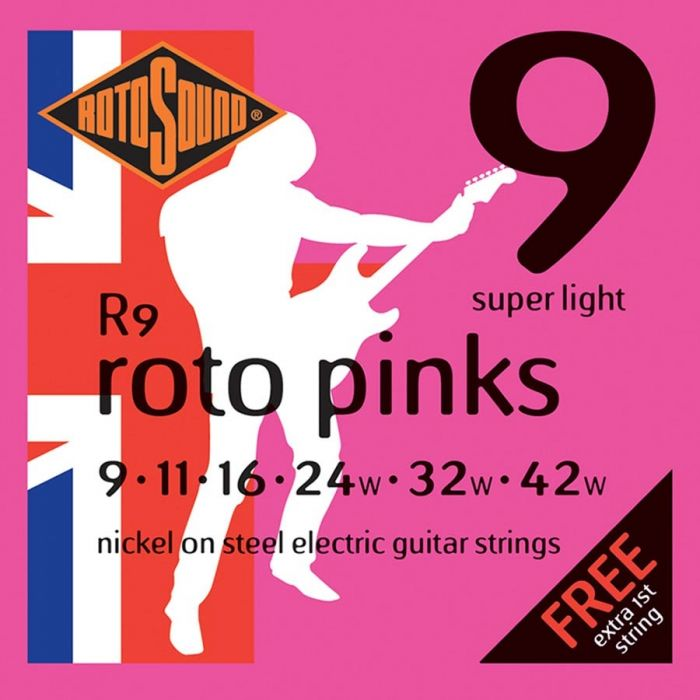 ROTO PINKS LIGHT GAUGE R9